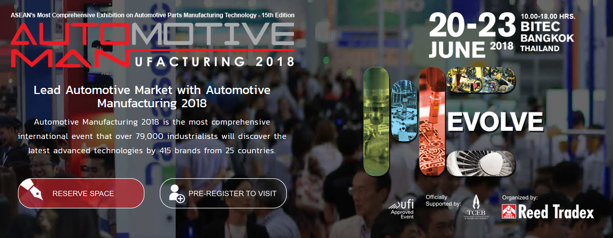 Automotive Manufacturing 2018
